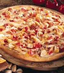 chicken bacon pizza
