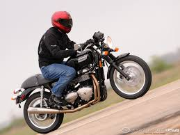 new triumph bonneville