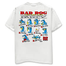 bad dog t shirts