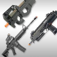 bb weapons