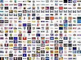 television network logos