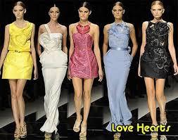 moda vestidos 2009