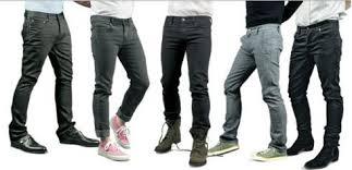 skinny baggy jeans