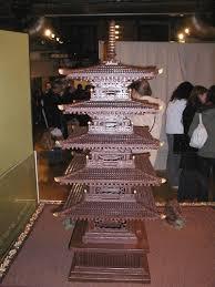 chocolate building