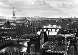 black and white pictures of france