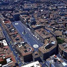 piazza in rome