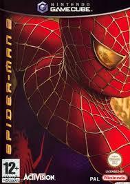 gamecube spiderman