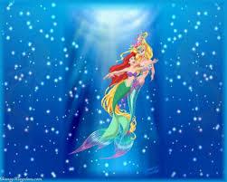 cartoons mermaid