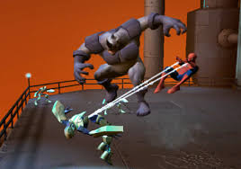 game spider man 4