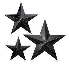 stars wall decor
