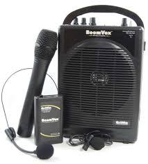 portable voice amplifiers