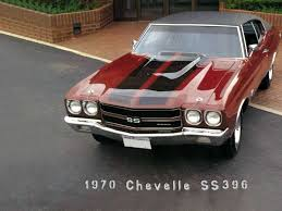 chevelle 396 ss