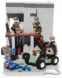 halo lego video game
