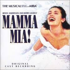mammamia cd