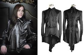 men goth clothing