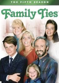 family ties tv series