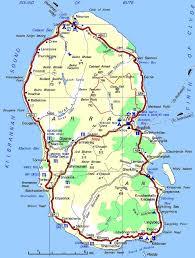 map arran
