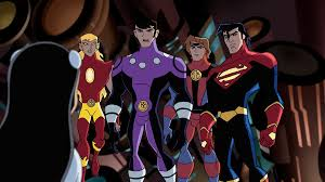 new justice league