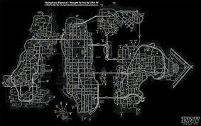 flying rats map