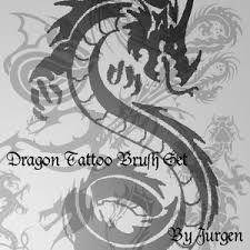 free dragon tattoos