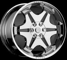 19 inch chrome rims