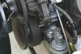mustang fuel pump