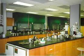 chemistry laboratories