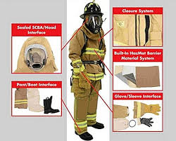 firefighters suit