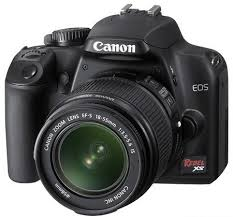 latest canon slr