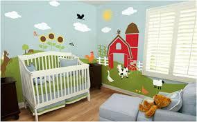 nursery wall stencils