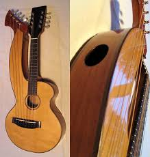 harp mandolin
