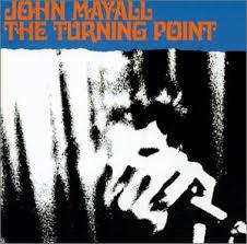 john mayall turning point