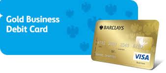 barclays debit cards
