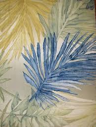 tropical prints fabric
