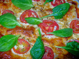 picture of italian pizza