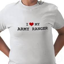 army ranger tshirt