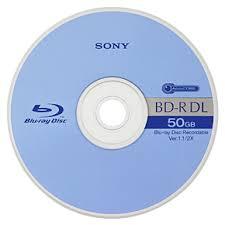 blu ray dvd media