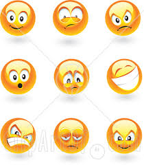 feeling faces clip art