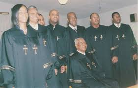 clergy gowns