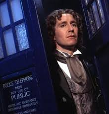 doctor who mcgann