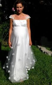 maternity bride