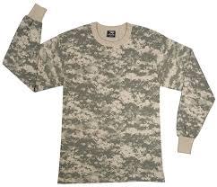 digital camo shirts