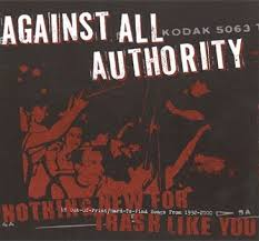 Against All Authority - Against All Authority/Common Rider