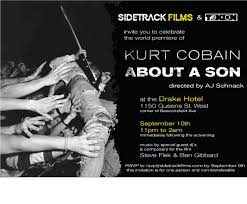 about a son kurt cobain