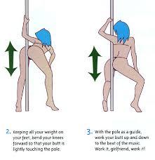 pole dancers pole