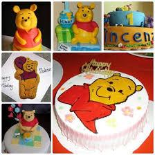 winnie the pooh cakes