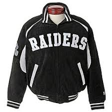 raiders varsity jacket