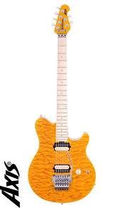 music man axis guitar