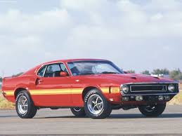 1969 mustang shelby gt