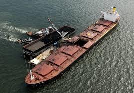 coal vessel